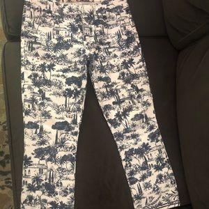 Tory Burch Toile Denim Jeans